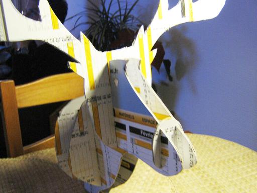 f lindra t te de cerf en carton aa 39 s blog. Black Bedroom Furniture Sets. Home Design Ideas