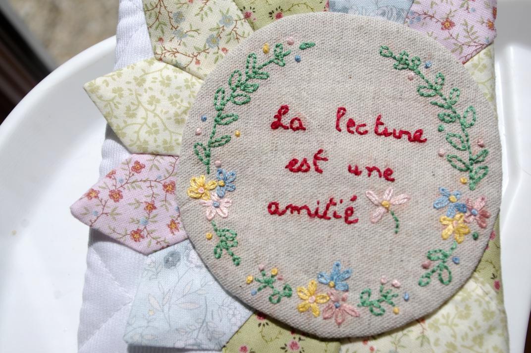 Pochette pour un kindle aa 39 s blog for Coudre a imparfait