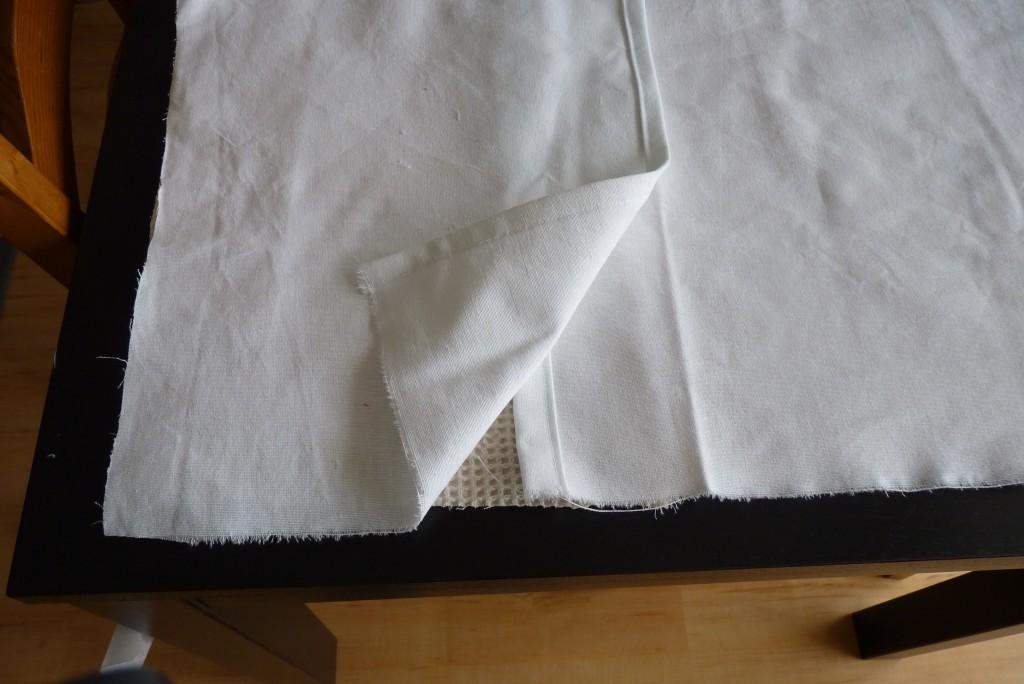 Housse pour couffin nacelle de b b avec du patchwork et des l phants e - Superposer deux matelas ...